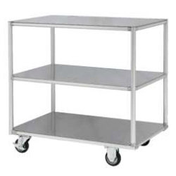 Cart A Stainless Steel Panels