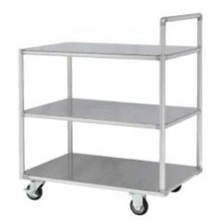 Cart B Stainless Steel Panels