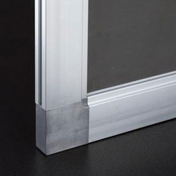 Aluminum Structural Material SF Common Parts Panel Frame 2040