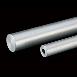 Aluminum Structural Material SF Common Parts Cylindrical Rod / Color (Cut Product)