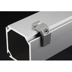 ZF Series Aluminum Structural Materials For Frames T Slot SS S