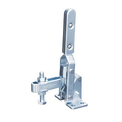 SUPER TOOL Hold-Down Toggle Clamps, Vertical Handle, TDE41F/TDE41S