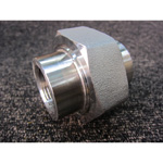 Forged Stainless Steel Threaded Union
