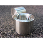 Stainless Steel Threaded Type Cap