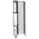 Stainless Steel L-Shaped Back Hinge Type 4 B-1542-B