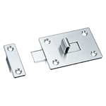 Stainless-Steel Square Latch C-1171