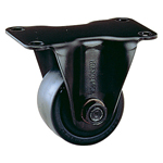 Low-Floor Type Fixed Casters for Heavy Loads Without Stopper K-600HB2