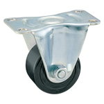 Fixed Casters for Heavy Loads without Stopper, K-600HBR