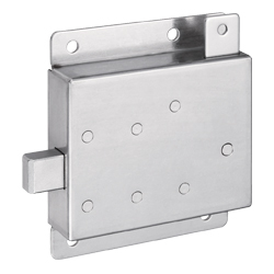 Side Dead Bolt Latches C-1373SD-L