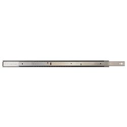 Slide Rail with Stainless Steel Stopper KC-1261-S