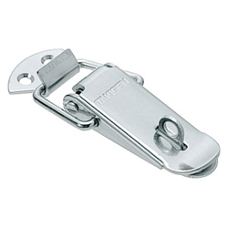 Stainless-Steel Snap Lock With Keyhole C-1012