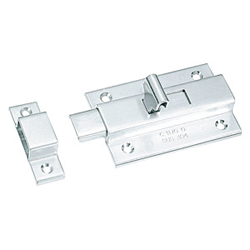 Square Latch for Stainless Steel Surface Mounting, C-1170