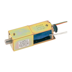 Solenoid Lock (Locked-By-Electric-Current Type) LE-33-11