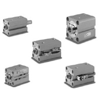 16-MPa compact hydraulic cylinder (cutting oil resistant agent specification) HQS2 series