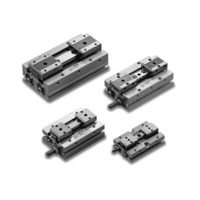 Linear Guide Type Gripper, RGF Series