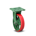 Ductile Caster P Type (Swivel Type) PBR