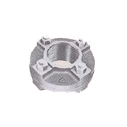 Pipe Fittings - Flange Union - Plated