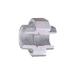 Pipe Fittings - Union - Plated