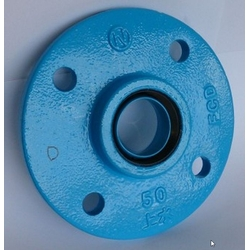Pipe End Anti Corrosive, Casting Flange (FCD) , 5K