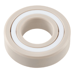 Resin Bearings, PK (Chemical and Heat Resistance Bearings)