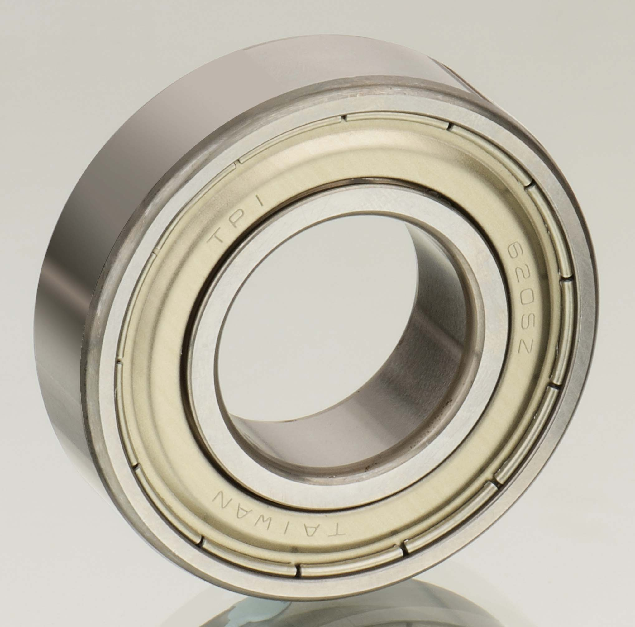 Single-row Deep Groove Ball Bearings-Double Shielded Type