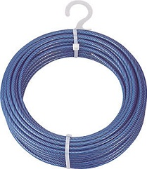 PVC Coated Plated Wire Rope