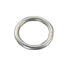 Round Link (Stainless Steel)