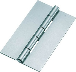 Weld-on Steel Hinges