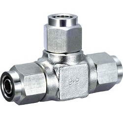 Stainless Fitting (Union T)