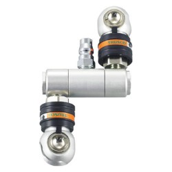 TRUSCO Auto-Lock Swing Rotary Pair Coupling