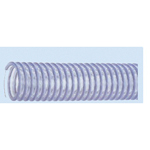 Duct Hose, TXTE (Transparent, with Grounding Wire)