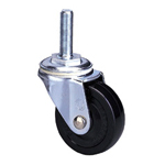 Standard Class 300, Bolt Type, Synthetic Rubber Wheel (Packing Caster)