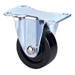 Middle Class 600JH-P Fixed Type Medium Duty Special Synthetic Resin Wheel (Packing Caster)