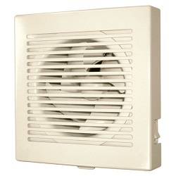 Fan For 24-Hour Ventilation Compatible Pipes And Automatic Ventilation Opening