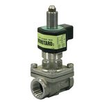 WS-25C Type Solenoid Valve (for Liquid and Gas) Stainless Steel Momotaro II