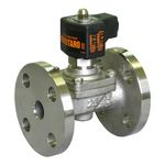 PF-25 Type Solenoid Valve (for Steam, Liquids and Air) Stainless Steel Momotaro II