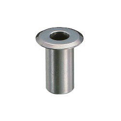 No. 7, Stainless Steel Round Bolt Pot