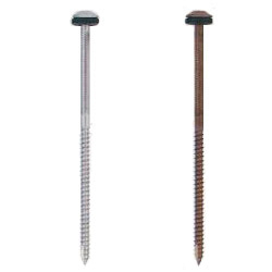 Stainless steel SUSXM-7 tile use thin screw G type