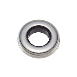 Seal Washer (SUS304) Rubber Part: Black Silicon