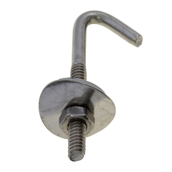 Stainless steel hook bolt OP