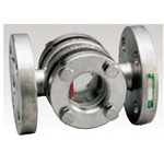 High Pressure Gas Safety Act Approved Product, Sight Glass, Flapper Type