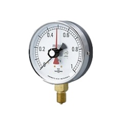 Externally Adjustable Needle Pressure Meter - A Type