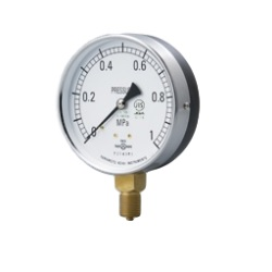 Standard Pressure Meter - A Type for Steam (M)