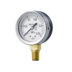 Compact Pressure Meter - A Type