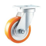 High Hardness Urethane Caster for Heavy Load, Freely Swiveling Wheel (HDUJ Type)