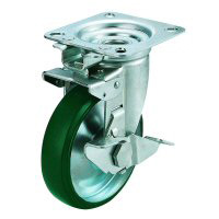 JK-S Type Free Wheel (Rotation Fixed Type) Plate Type
