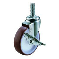 SUS-ET-S Type Free Wheel Screw-in Type (with Stopper)