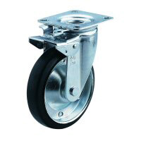 J2K Model Swivel Wheel (Swivel Rigid Type) Plate Type