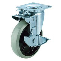 J2K-S Universal Wheel (Pivoted) Plate Type