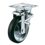 PMS-LB Model Swivel Wheel Lever Type (With Double Stopper)